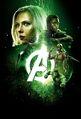 Avengers Infinity War poster 004 Textless
