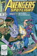 Avengers Spotlight Vol 1 30