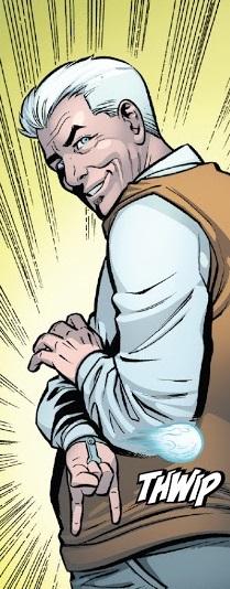 Benjamin Parker (Earth-3123)
