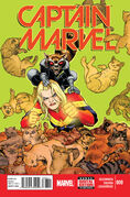 Captain Marvel Vol 8 8