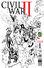 Civil War II Vol 1 1 Midtown Comics Exclusive Sketch Variant