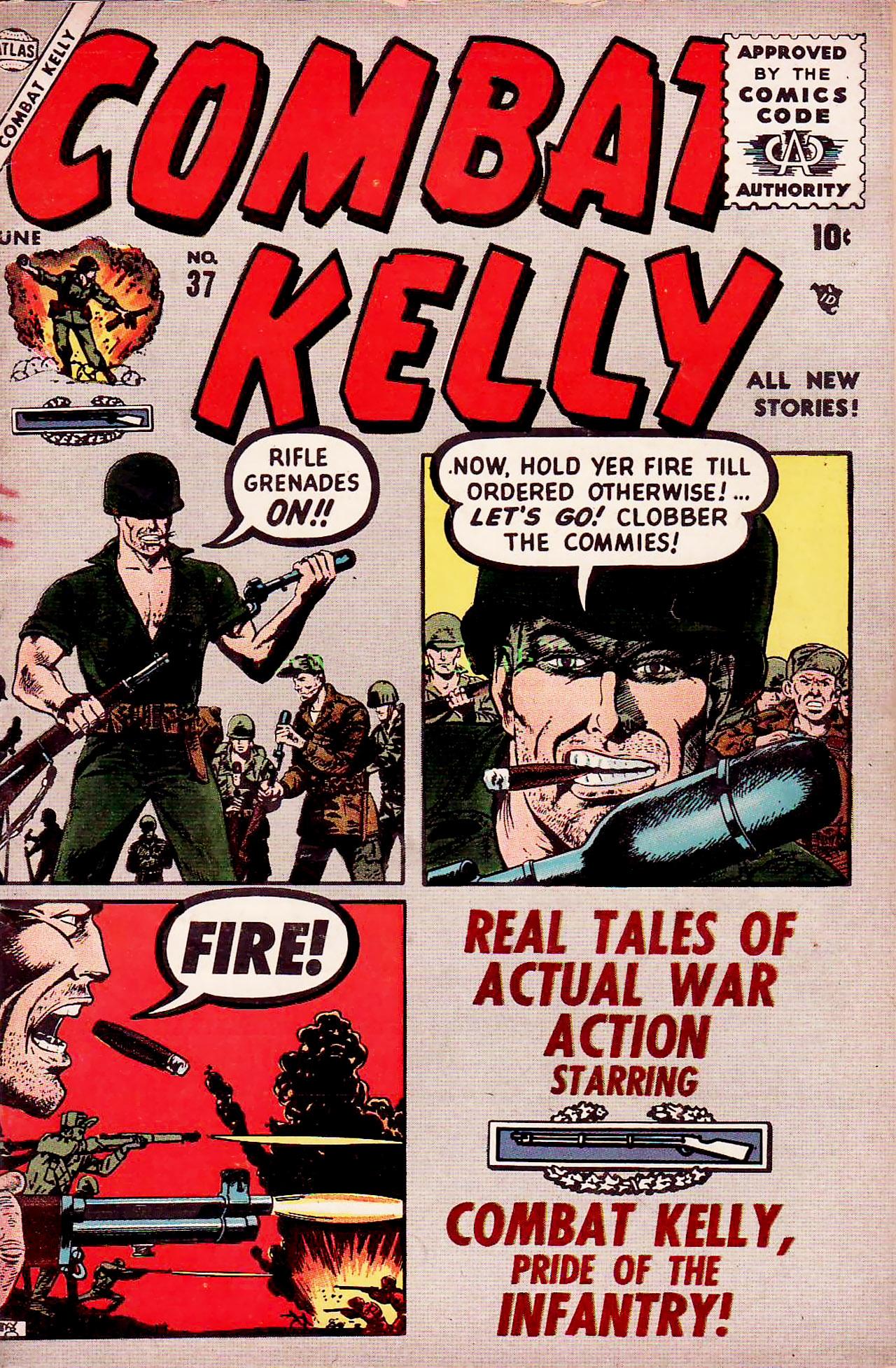 Combat Kelly Vol 1 37