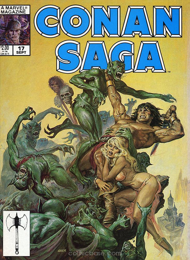 Conan Saga Vol 1 17
