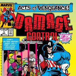 Damage Control Vol 2 1