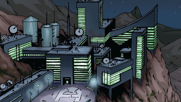 Damocles Research Facility from Captain America and Hawkeye Vol 1 629 0001.jpg