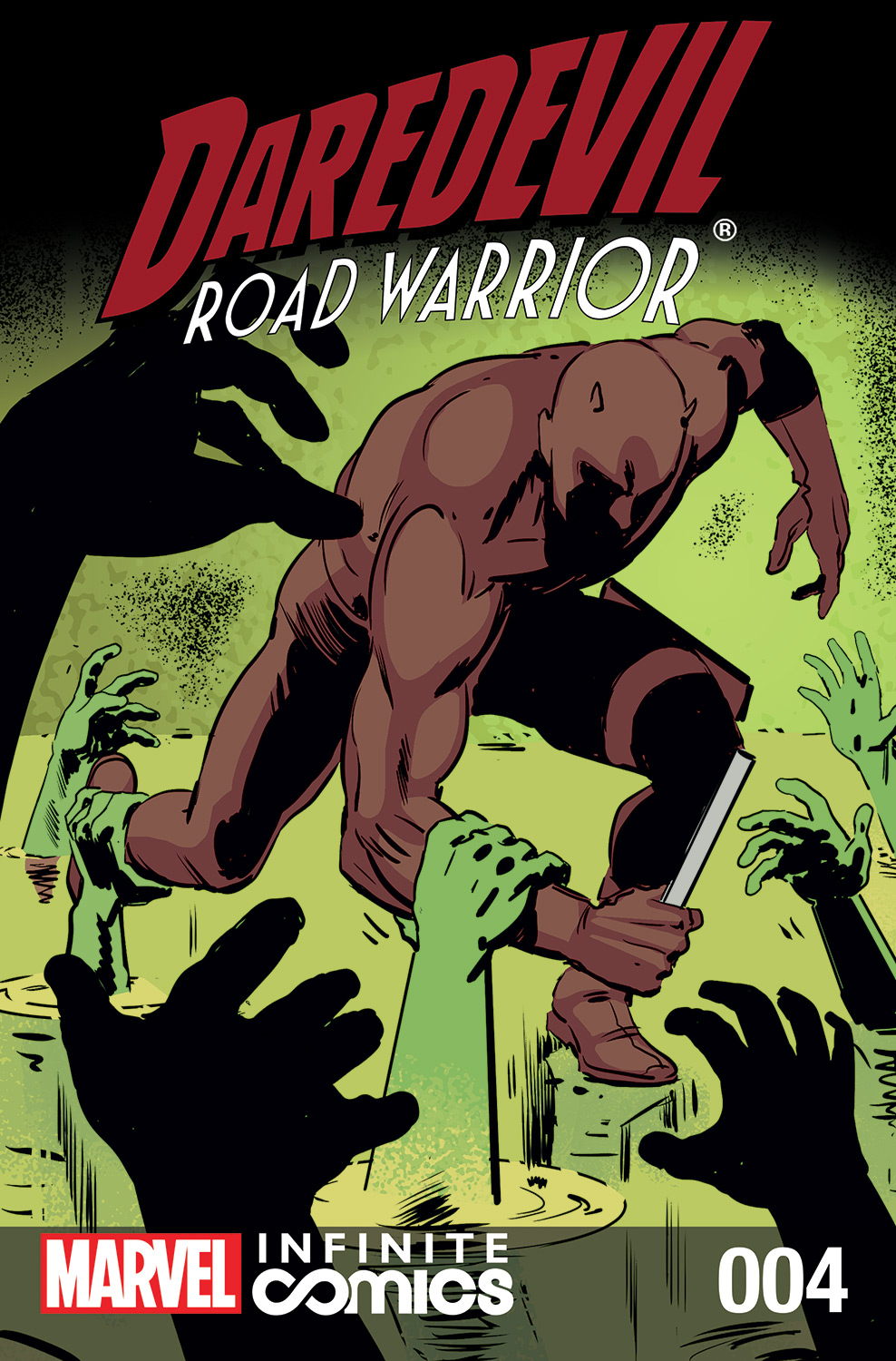 Daredevil: Road Warrior Infinite Comic Vol 1 4