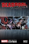 Deadpool Too Soon? Infinite Comic Vol 1 2