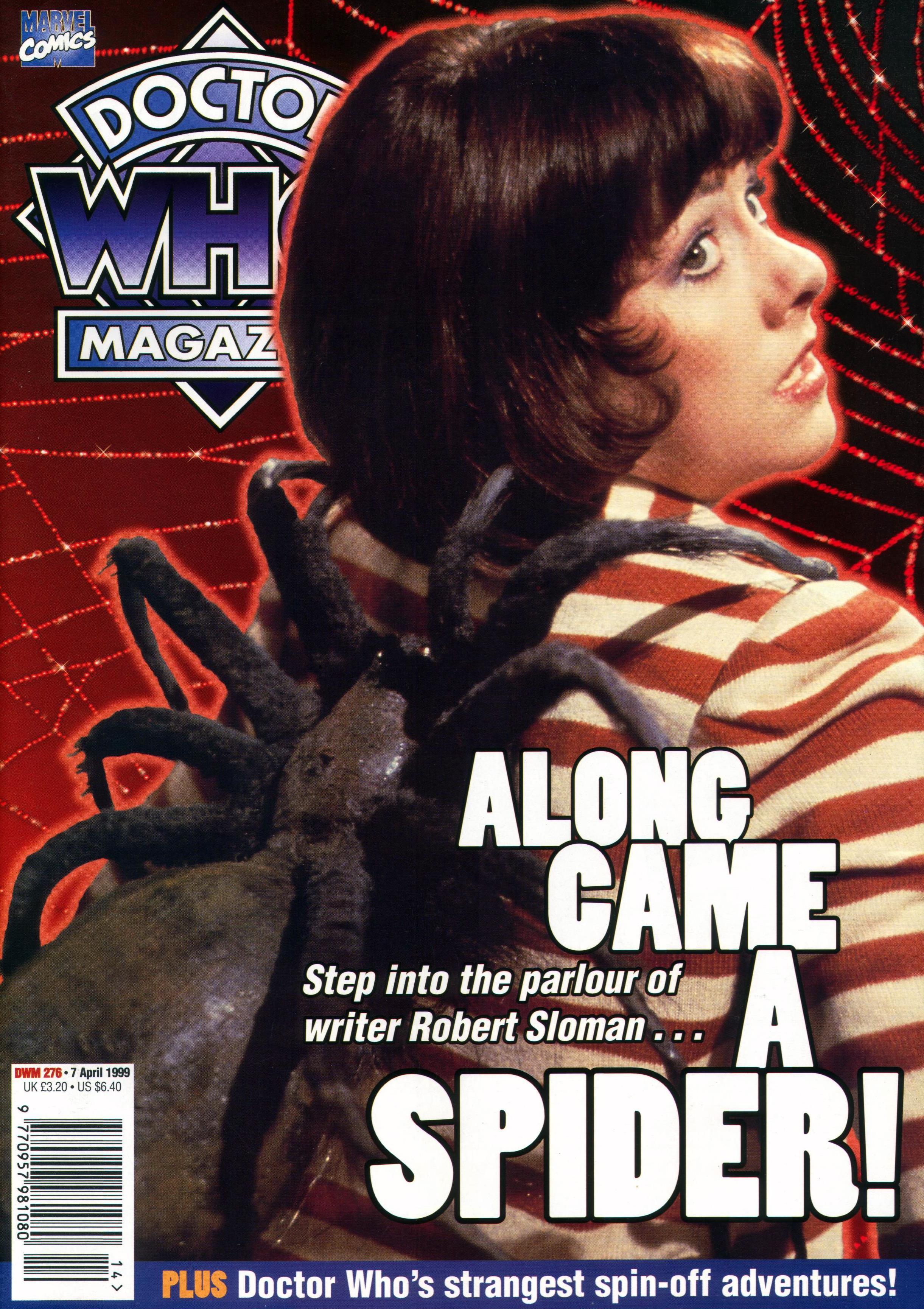 Doctor Who Magazine Vol 1 276