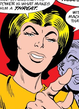 Dorothy Mayson (Earth-616)
