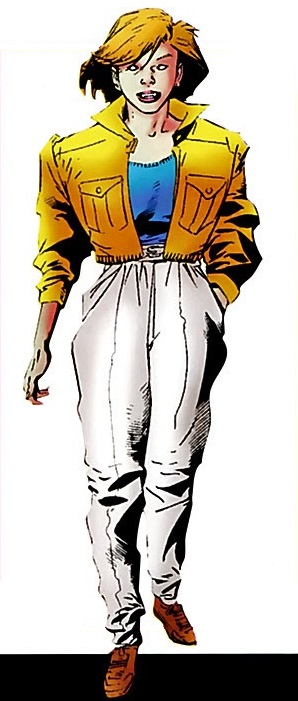 Edith Harker (Earth-616)