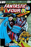 Fantastic Four Vol 1 213