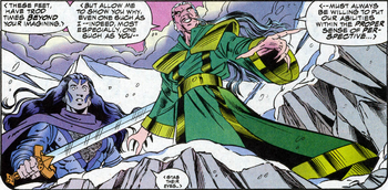 Garbha-Hsien (Earth-616) and En Sabah Nur (Earth-616) from X-Force Vol 1 37 001.png