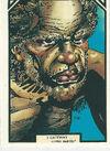 Gateway (Earth-616) from Arthur Adams Trading Card Set 0001