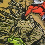 Groot (Earth-Unknown) from Infinity Countdown Adam Warlock Vol 1 1 0001.jpg