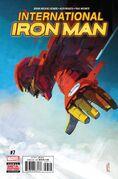 International Iron Man Vol 1 7