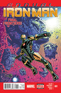 Iron Man Annual Vol 2 1