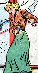 Kathy Warner (Earth-616)