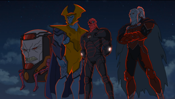 Marvel's Avengers Assemble Season 1 16