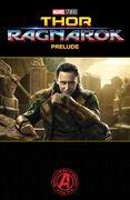 Marvel's Thor Ragnarok Prelude Vol 1 4