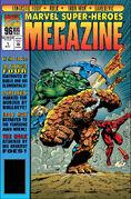 Marvel Super-Heroes Megazine Vol 1 1