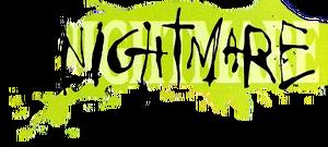 Nightmare (1994) logo.png