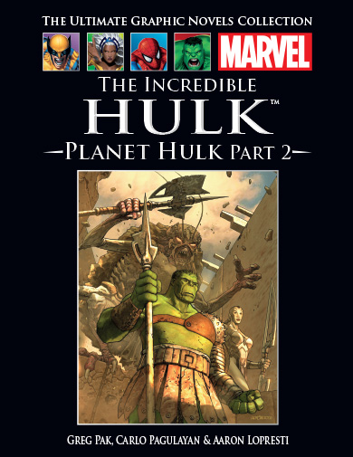 Official Marvel Graphic Novel Collection Vol 1 46