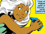 Ororo Munroe (Earth-616)/Gallery