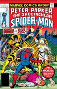Peter Parker, The Spectacular Spider-Man Vol 1 12