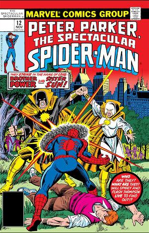 Peter Parker, The Spectacular Spider-Man Vol 1 12.jpg