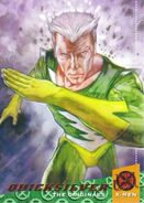 Pietro Maximoff (Earth-616) from Ultra X-Men (Trading Cards) 2018 set 001