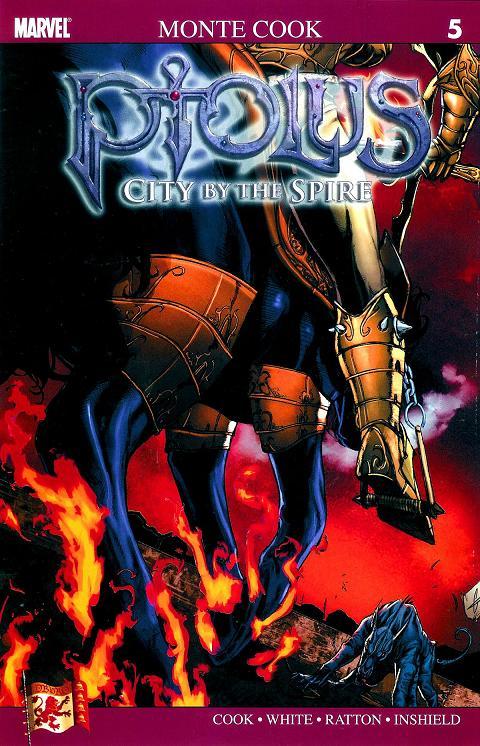 Ptolus: City by the Spire Vol 1 5