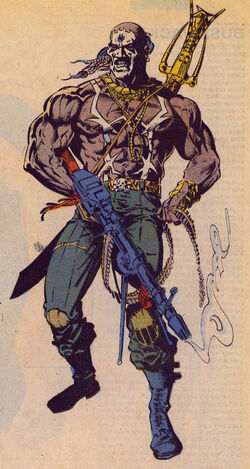 Raoul Bushman (Earth-616) from Official Handbook of the Marvel Universe Vol 3 1 0001.jpg