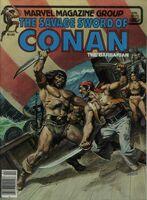 Savage Sword of Conan Vol 1 75