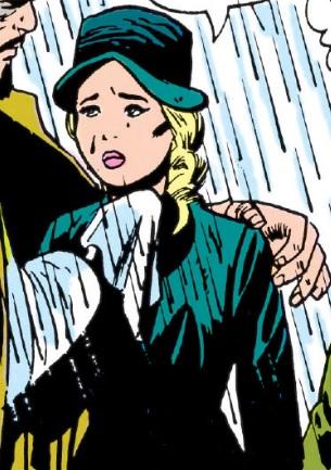 Sharon Xavier (Earth-616)