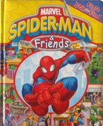 Spider-Man & Friends First Look and Find Vol 1 1