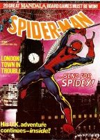 Spider-Man (UK) Vol 1 609