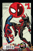 Spider-Man Deadpool Vol 1 1