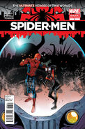 Spider-Men Vol 1 3 Pichelli Variant