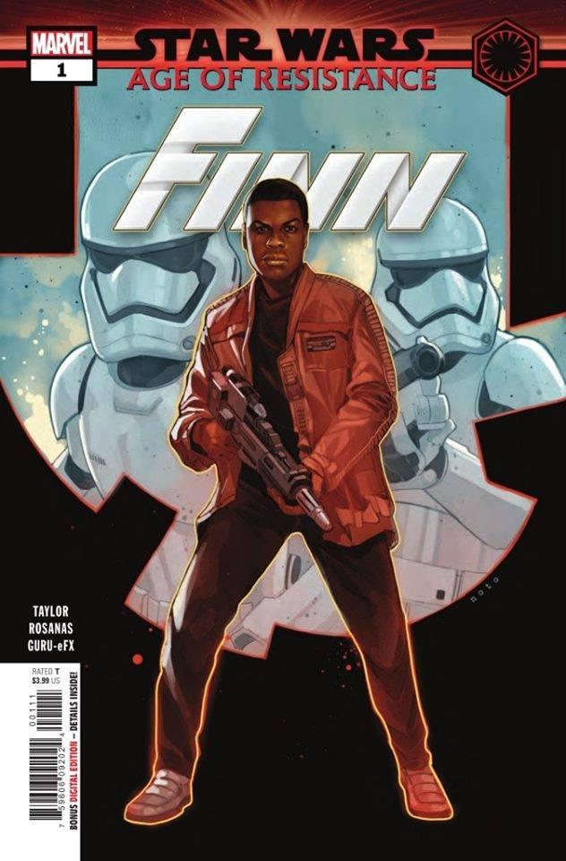 Star Wars: Age of Resistance - Finn Vol 1 1