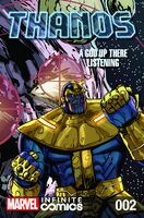 Thanos A God Up There Listening Infinite Comic Vol 1 2