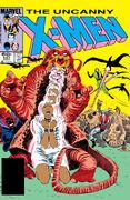 Uncanny X-Men Vol 1 187