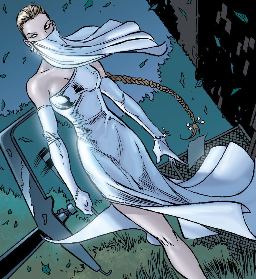 Veil (Corporation) (Earth-616)