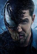 Venom (film) poster 002 Textless