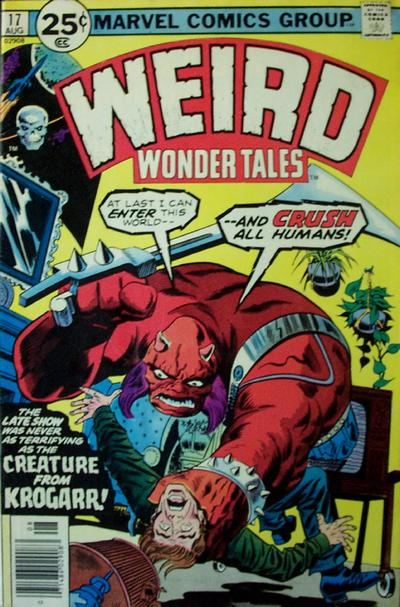 Weird Wonder Tales Vol 1 17