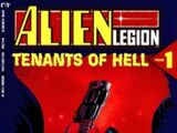 Alien Legion: Tenants of Hell Vol 1