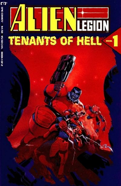 Alien Legion: Tenants of Hell Vol 1 1