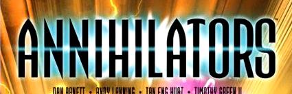 Annihilators TPB Vol 1