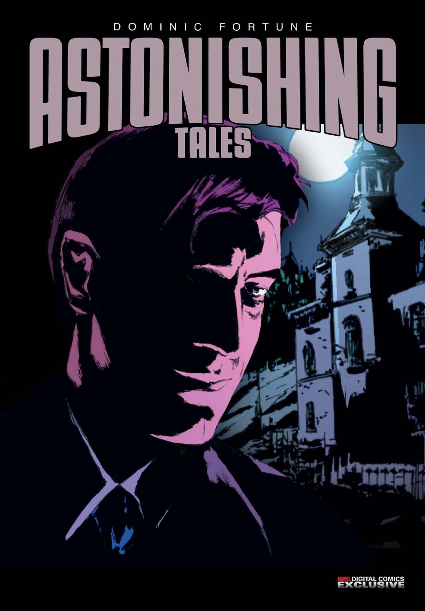 Astonishing Tales: Dominic Fortune Vol 1 2