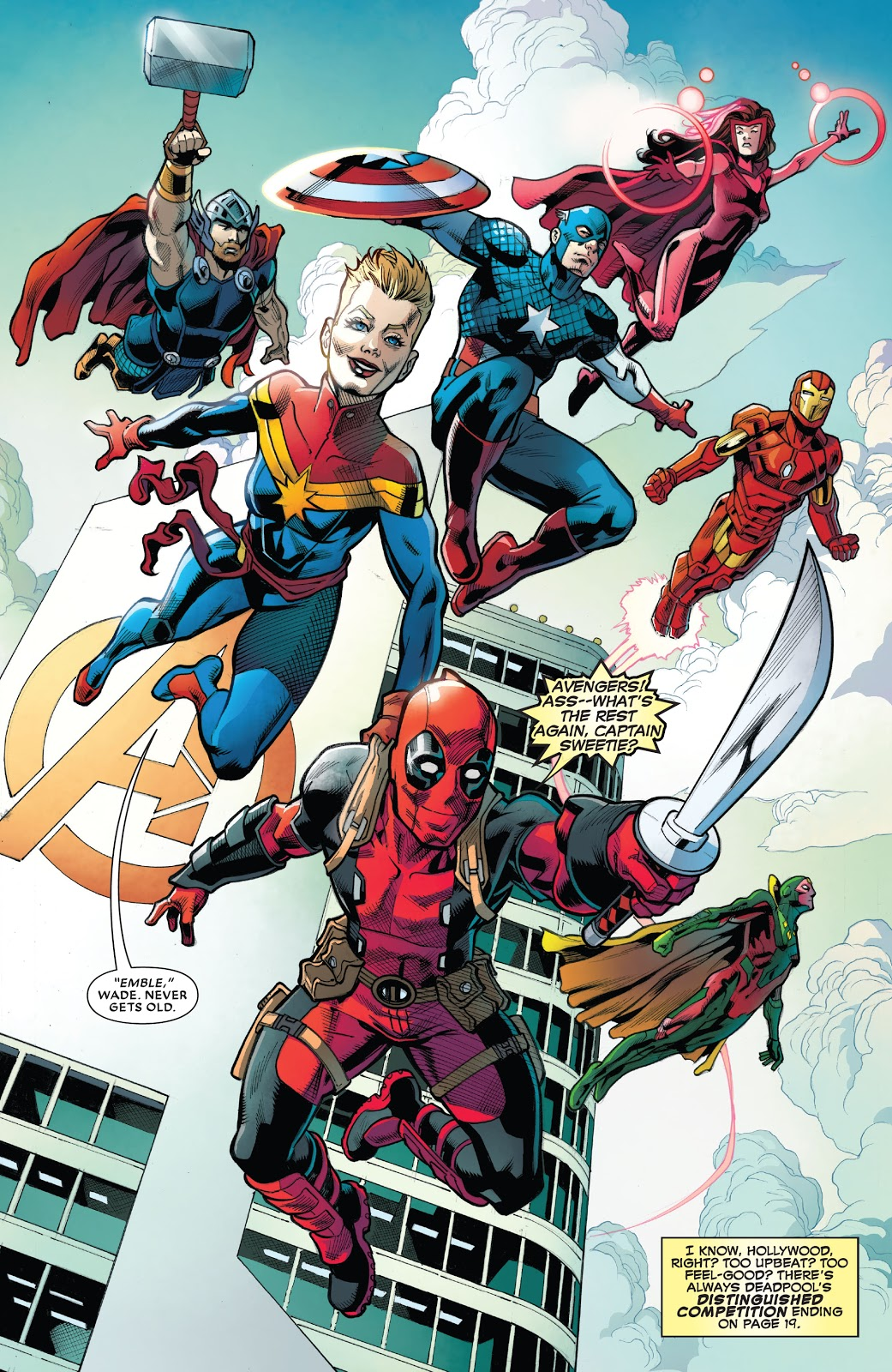 Avengers (Earth-Unknown) from Deadpool The End Vol 1 1 001.jpg
