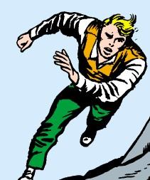 Billy Langley (Earth-616)